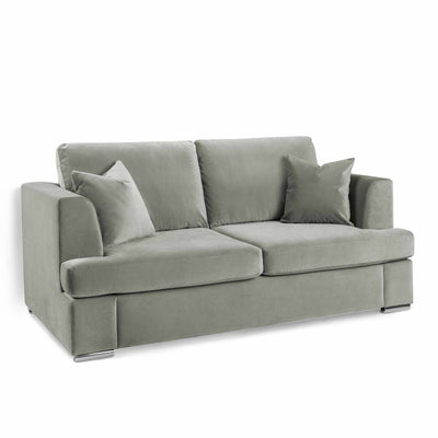 Felice Putty 3 Seater Sofa by Roseland Furniture