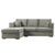 Felice Corner Chaise Sofa - Putty