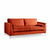 Ikon Apricot 3 Seater Sofa by Roseland Furniture