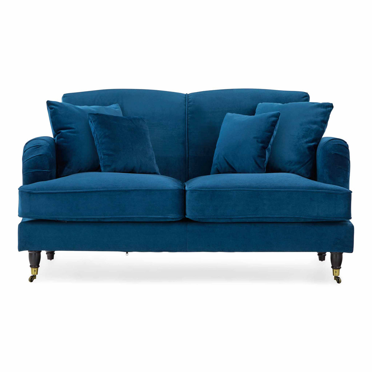 Piper Peacock 2 Seater Sofa from Roseland Furniture