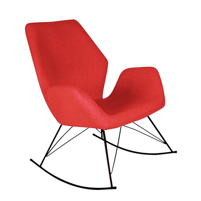 Bryce Red Rocking Chair