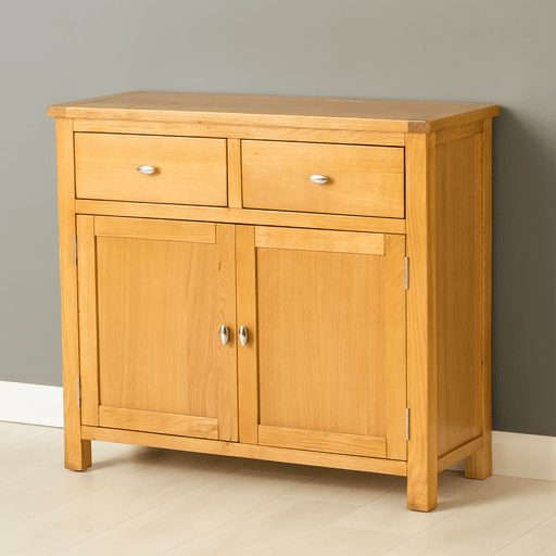 Poldark Oak Small Sideboard
