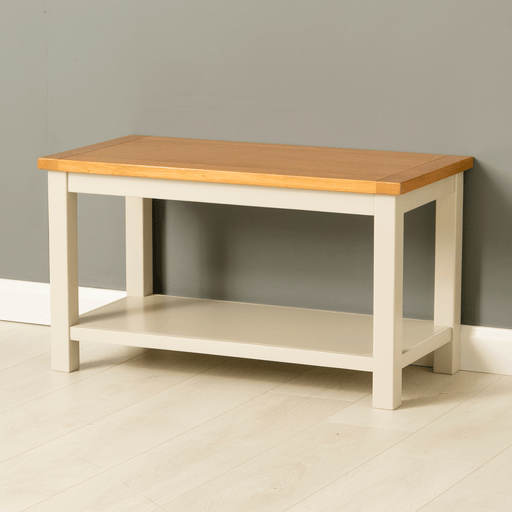 Mullion Grey Coffee Table