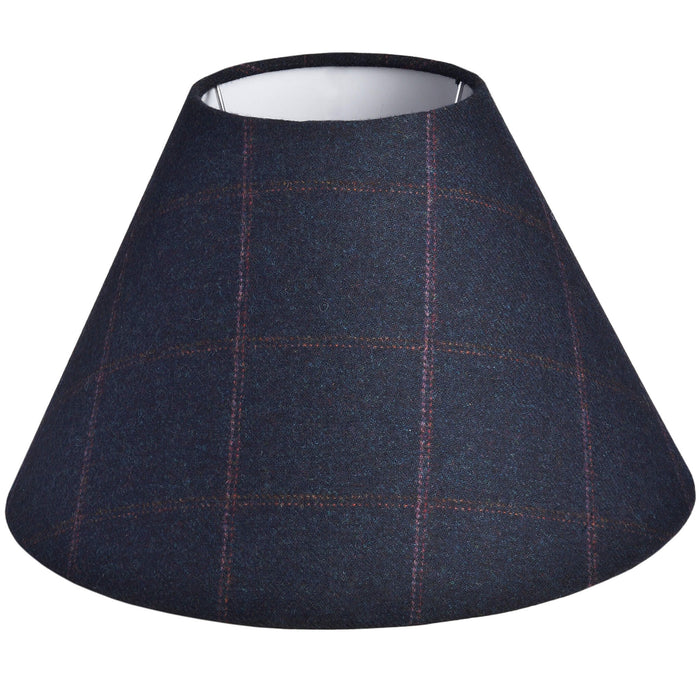 Yorkshire Tweed Jackdaw Lamp Shade - Large