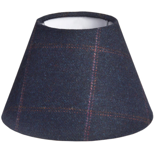 Yorkshire Tweed Jackdaw Lamp Shade - Small