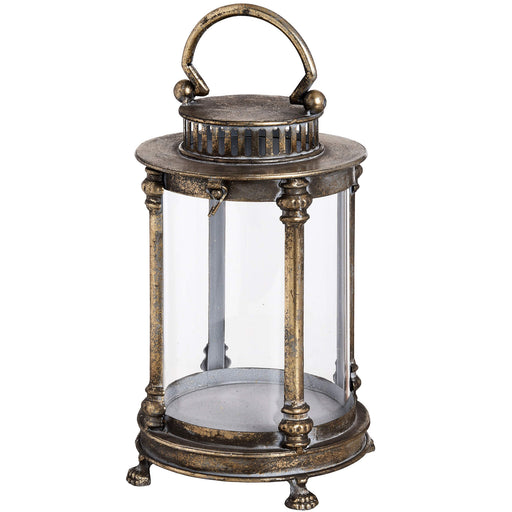 Industrial Inspired Four Column Lantern