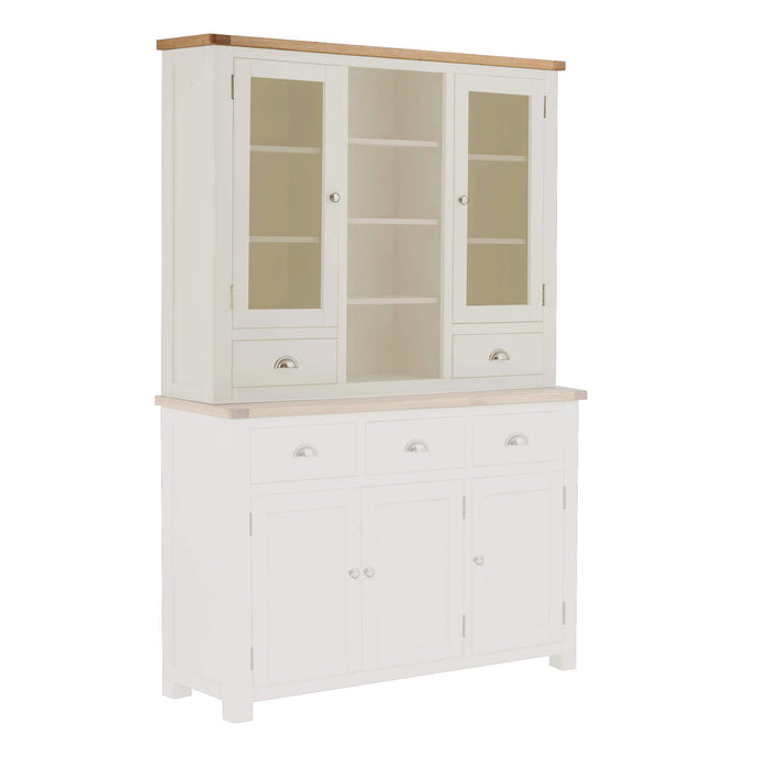 Padstow White Dresser Hutch