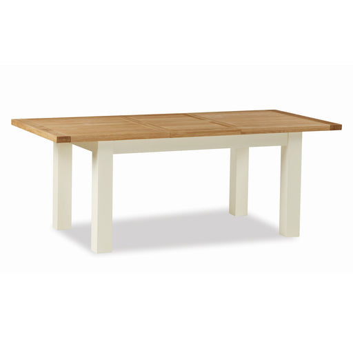 Daymer Cream 150-200cm Extending Table