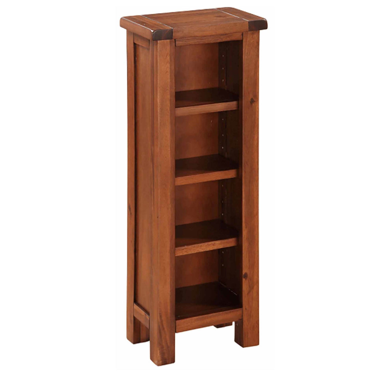 Prussia Acacia Dark Wood DVD or CD Stand