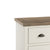 St Ives Painted 2 over 3 Drawer Chest of Drawers - Close Up of Chest Top