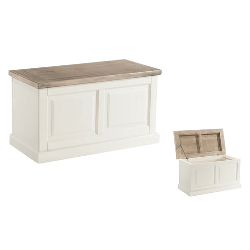 St Ives Painted Blanket Box by Roseland Furniture