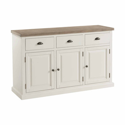 St Ives Painted Large Sideboard by Roseland Furniture