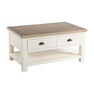 St Ives Painted Coffee Table by Roseland Furniture