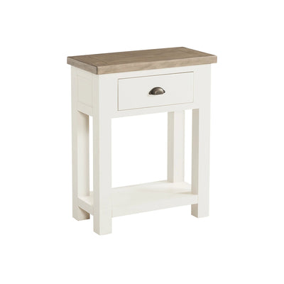 St Ives Painted Telephone Table by Roseland Furniture