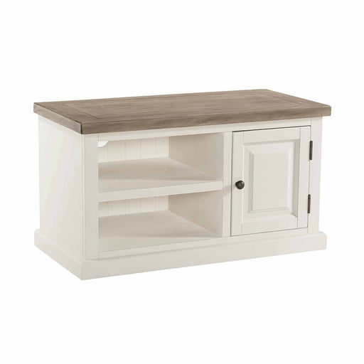 St Ives Painted 90cm TV Stand by Roseland Furniture