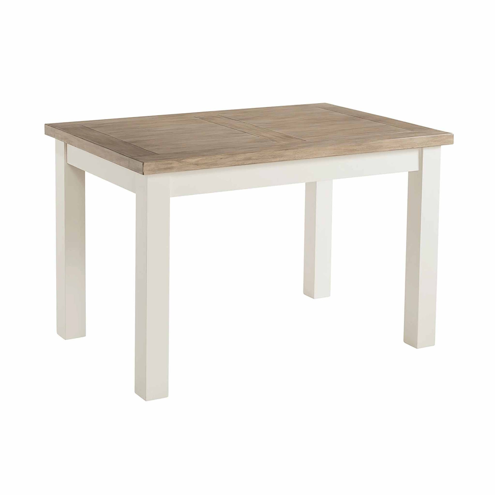 St Ives Painted 120cm Dining Table by Roseland Furniture