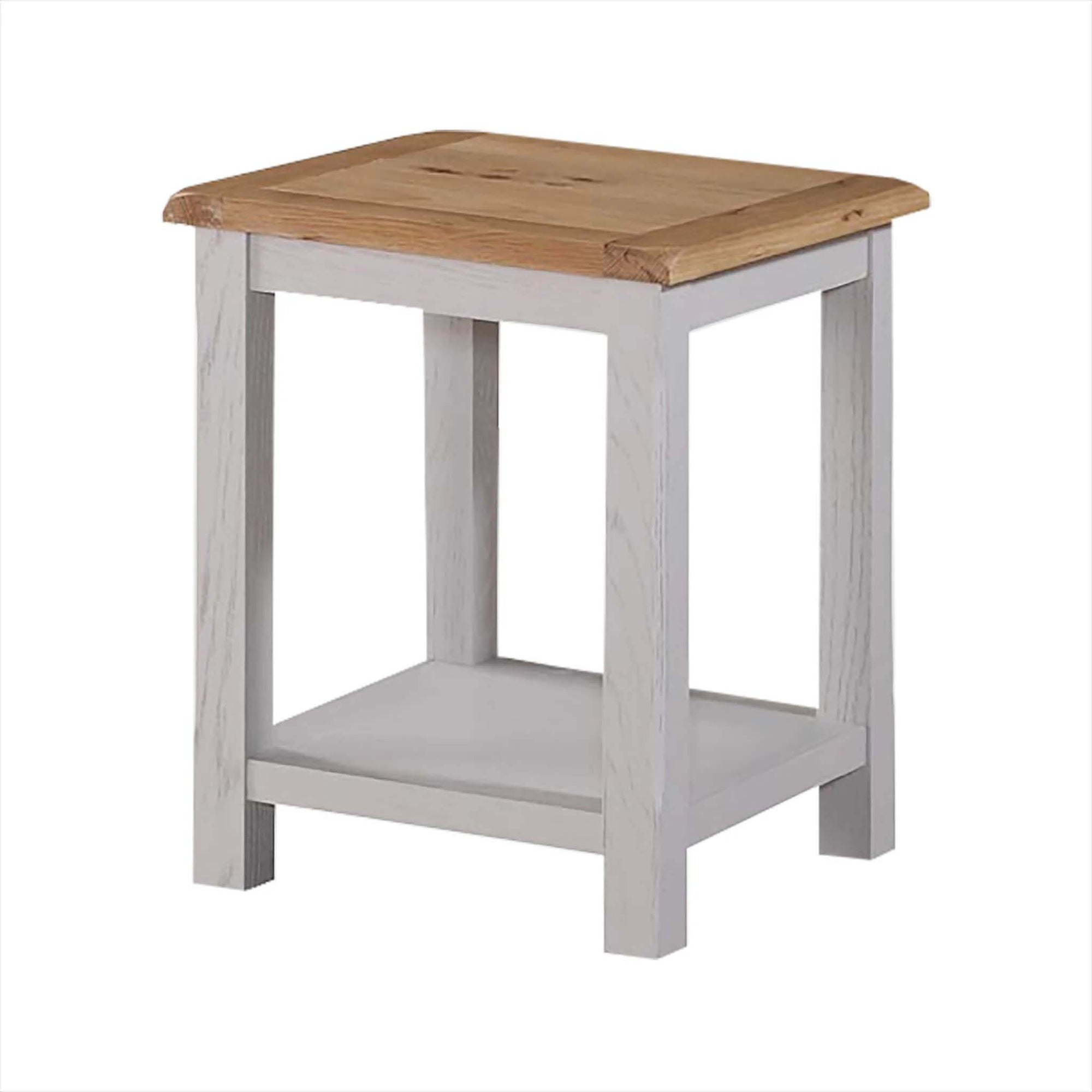 Kilmore Painted End Table by Roseland Furniture