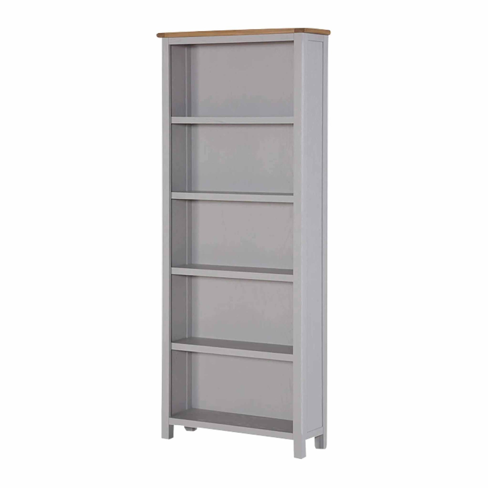 Kilmore Painted Tall Bookcase by Roseland Furniture