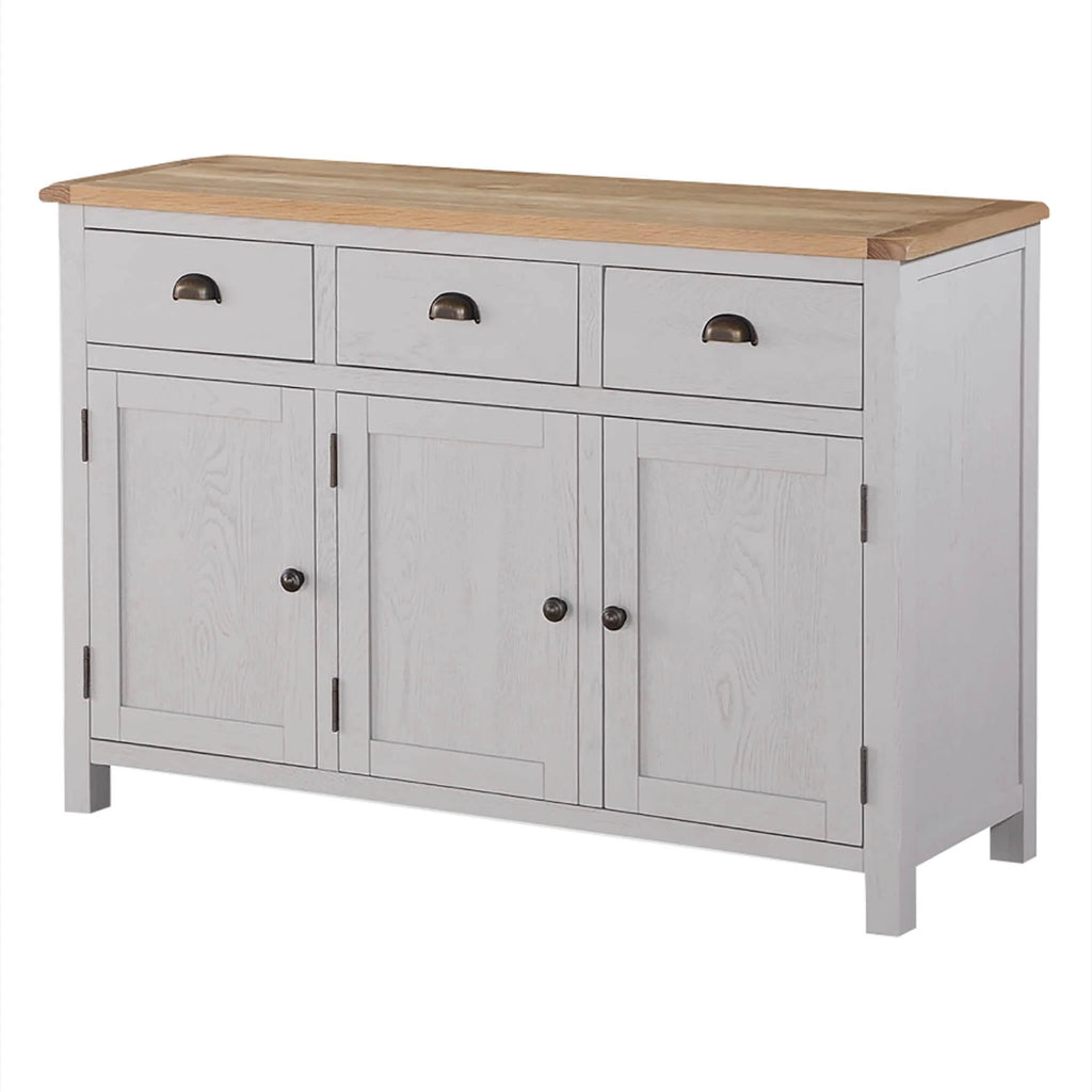 Chester Grey Sideboard