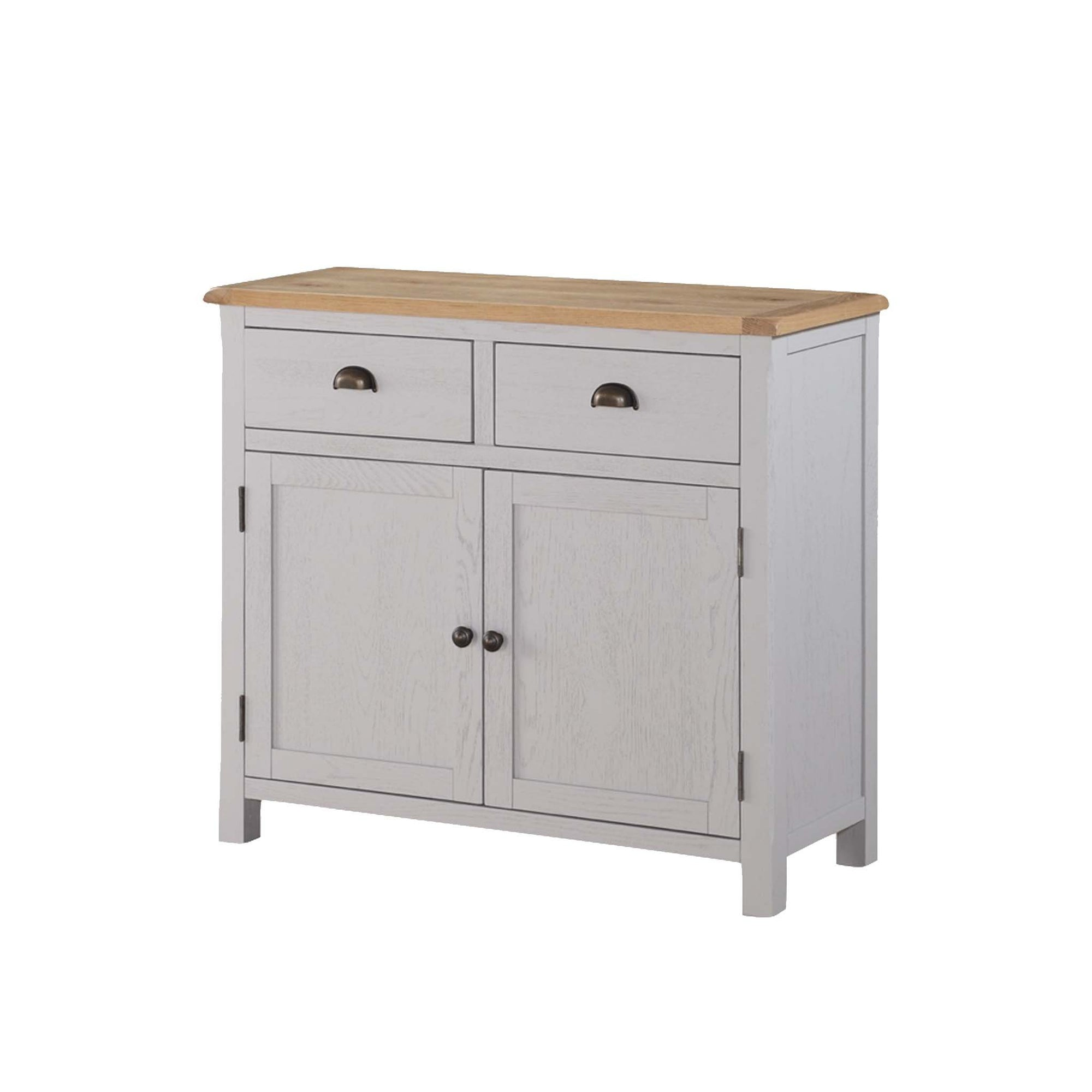 Kilmore Painted 2 Door Sideboard by Roseland Furniture