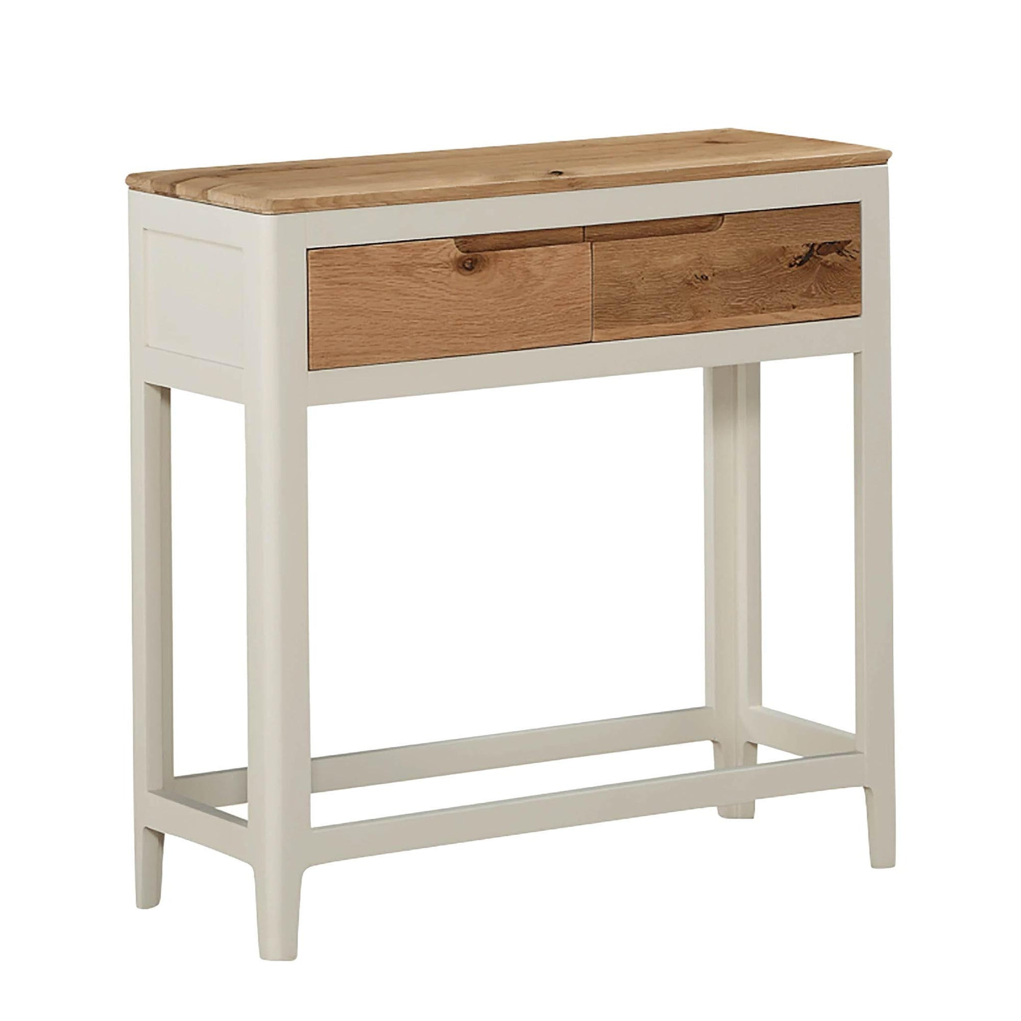 Dunmore Painted Console Hall Table by Roseland Furniture