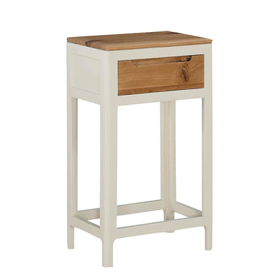 Dunmore Painted Small Console Hall Table by Roseland Furniture