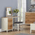 Dunmore Painted Dressing Table and Stool - Lifestyle