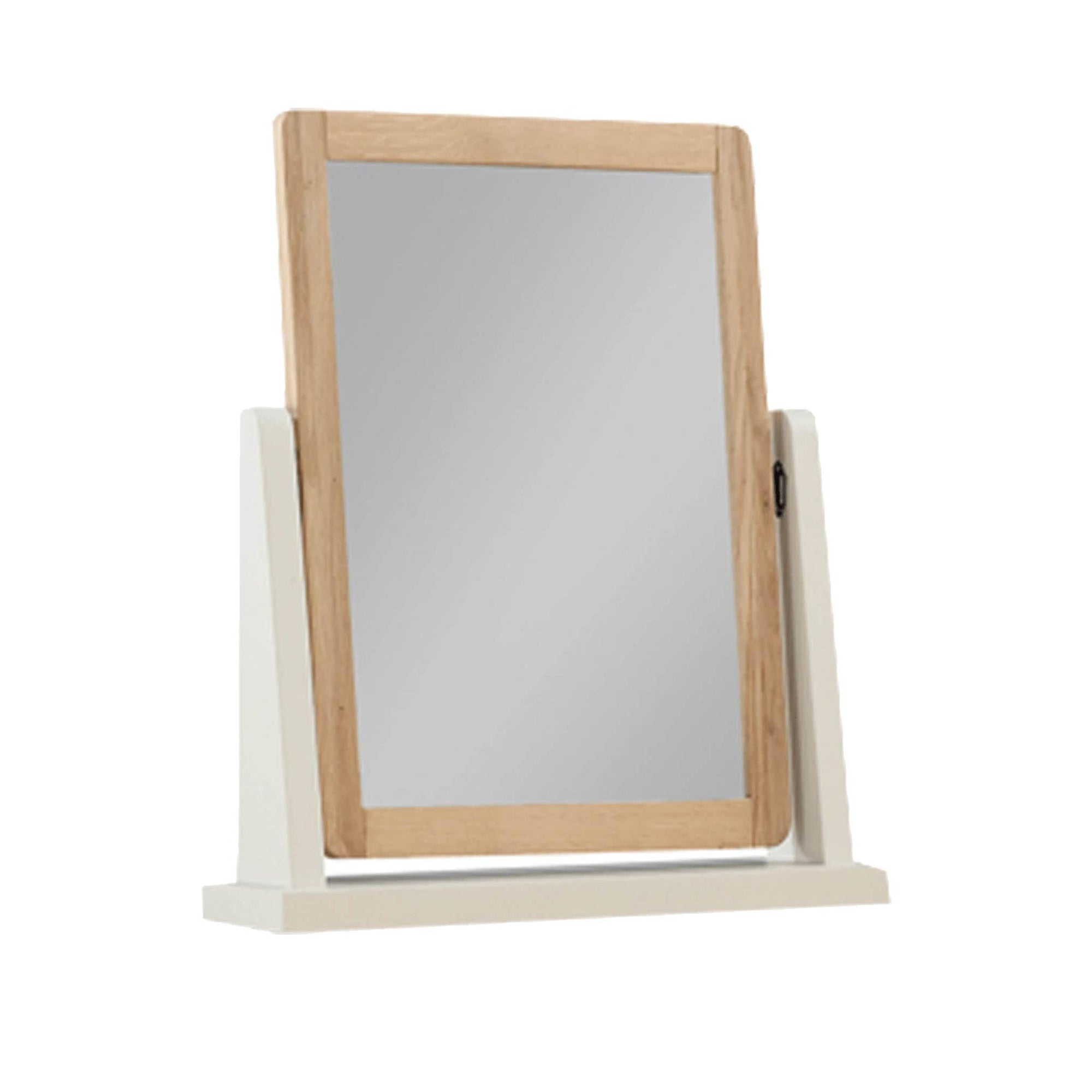 Dunmore Painted Mirror by Roseland Furniture