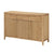 Dunmore Oak Large Sideboard