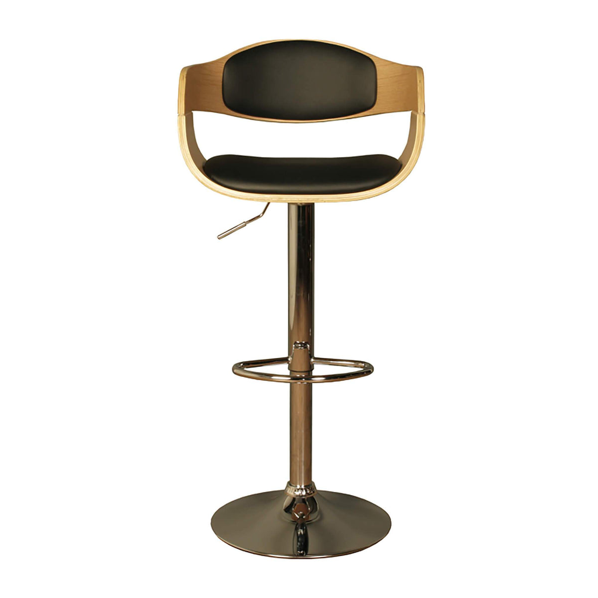 Anna Oak Bar Stool