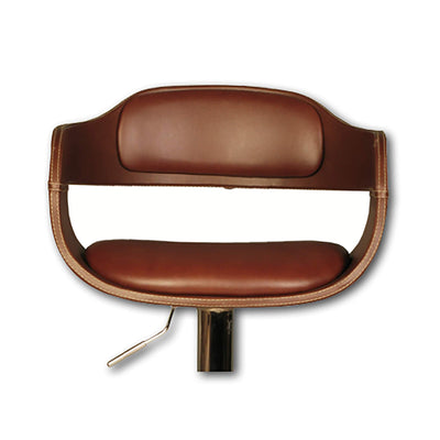 Anna Brown Bar Stool