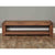 The Salem Walnut Large Solid Wood Low TV Stand 130cm