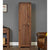 The Salem Walnut Wooden Tall Shoe Cupboard from Roseland Furniture