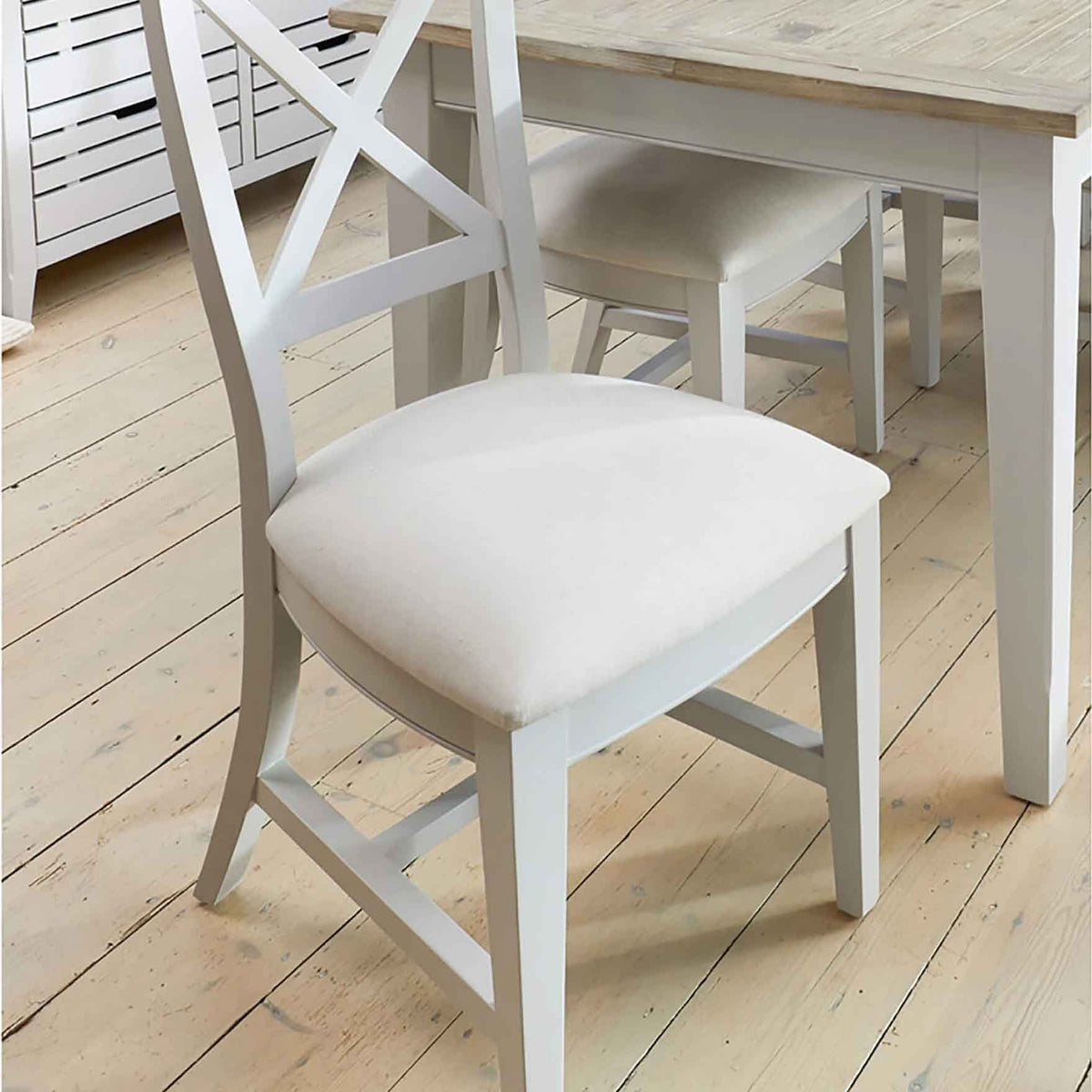 Signature Grey Dining Chair (Pack of Two)
