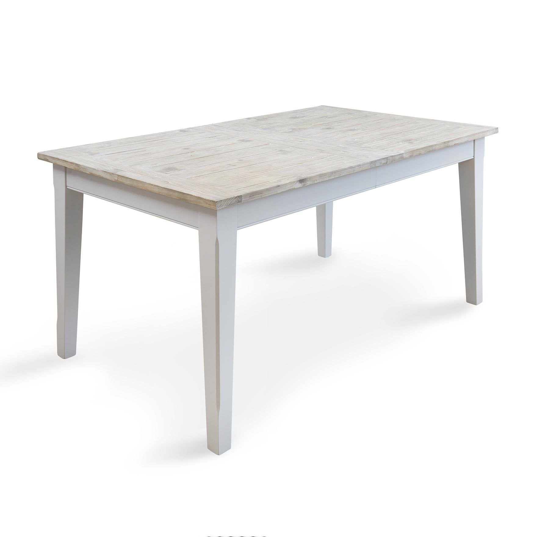 Signature Grey 160-210 cm Extending Dining Table by Roseland Furniture