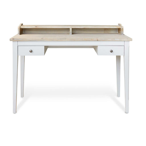 Signature Grey Desk - Dressing Table by Roseland Furniture