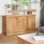Mobel Oak Sideboard by Roseland Furniture