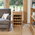 Mobel Oak Wine Rack by Roseland Furniture
