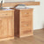 Mobel Oak Filing Cabinet by Roseland Furniture