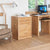 Mobel Oak Printer Cabinet