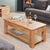 Mobel Oak Coffee Table by Roseland Furniture