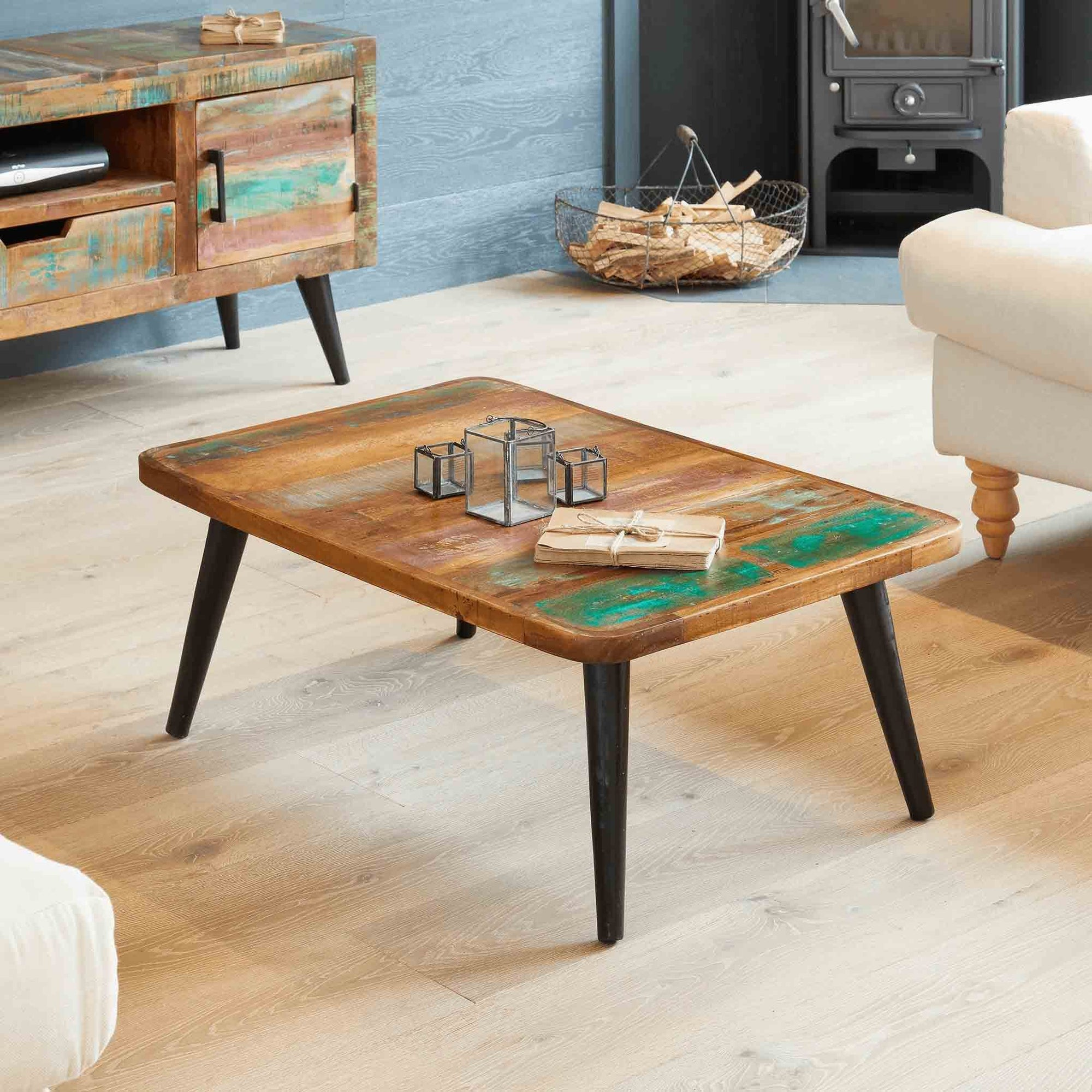 Coastal Chic Coffee Table by Roseland Furniture