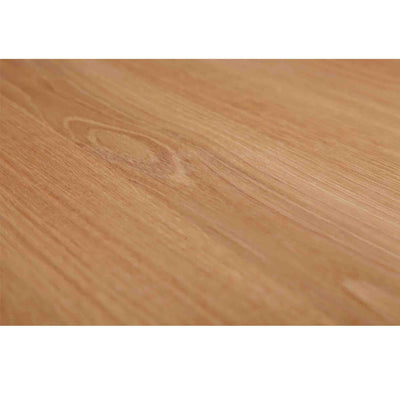 Close up of wood grain from The Daymer Cream Large Coffee Table with Storage