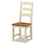 Daymer Cream Slatted Oak Seat Dining Chair