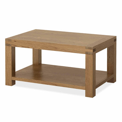 Abbey Grande Oak Coffee Table