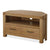 Abbey Grande Oak Corner TV Stand