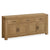 The Abbey Grande Extra Large King Oak Sideboard from Roseland Furniture