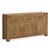 The Abbey Grande Oak Large Sideboard with 3 Doors from Roseland Furniture