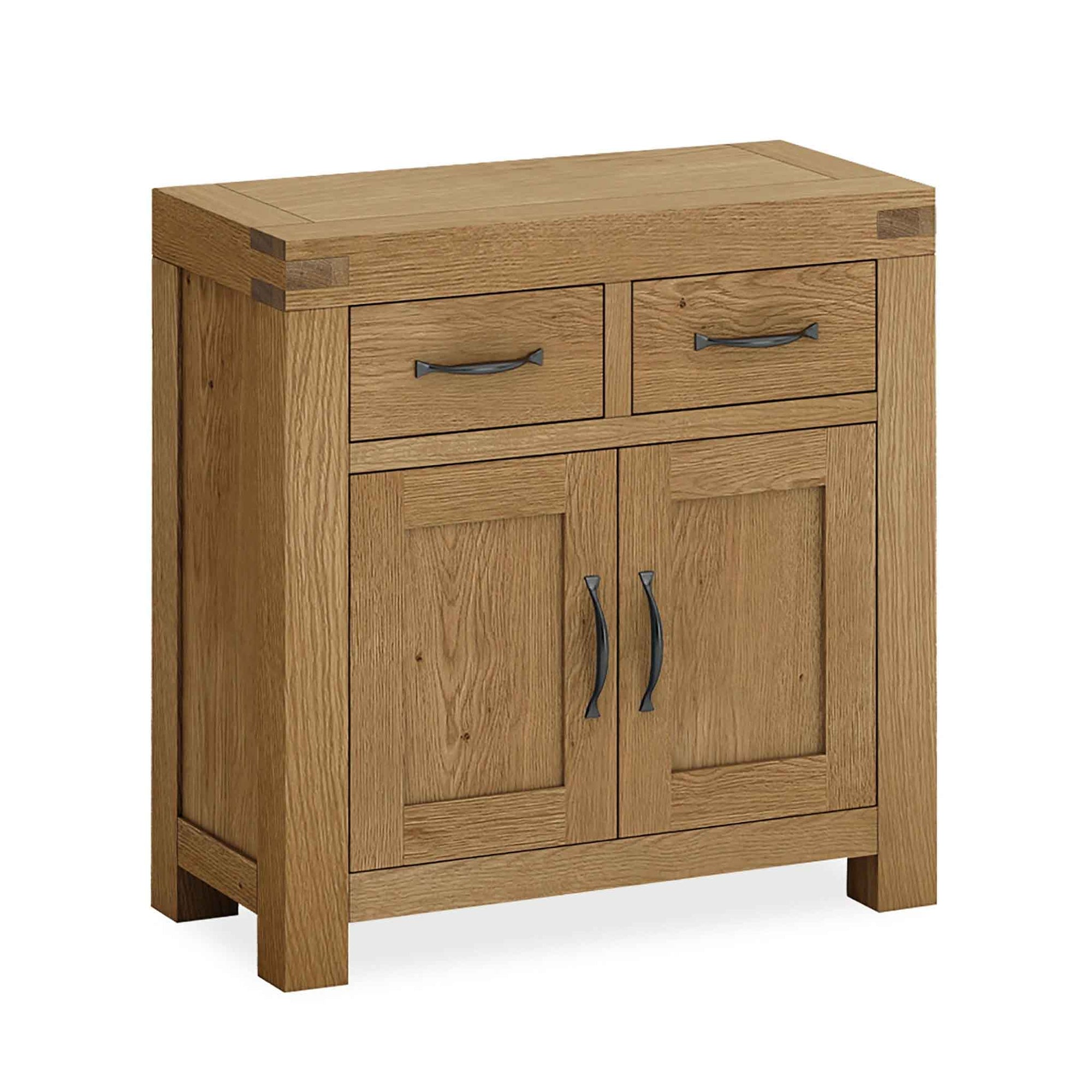 The Abbey Grande Oak Mini Sideboard by Roseland Furniture