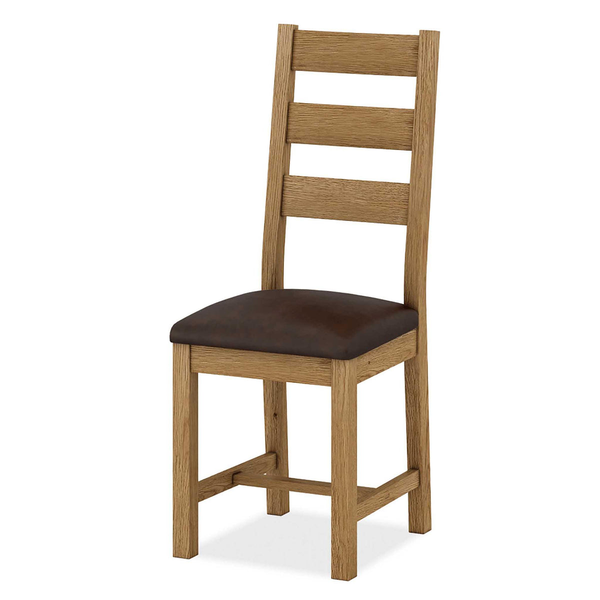 The Abbey Grande Solid Wood Oak Dining Chairs